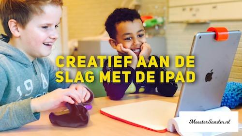 Osmo creative kit creatief aan de slag op de iPad