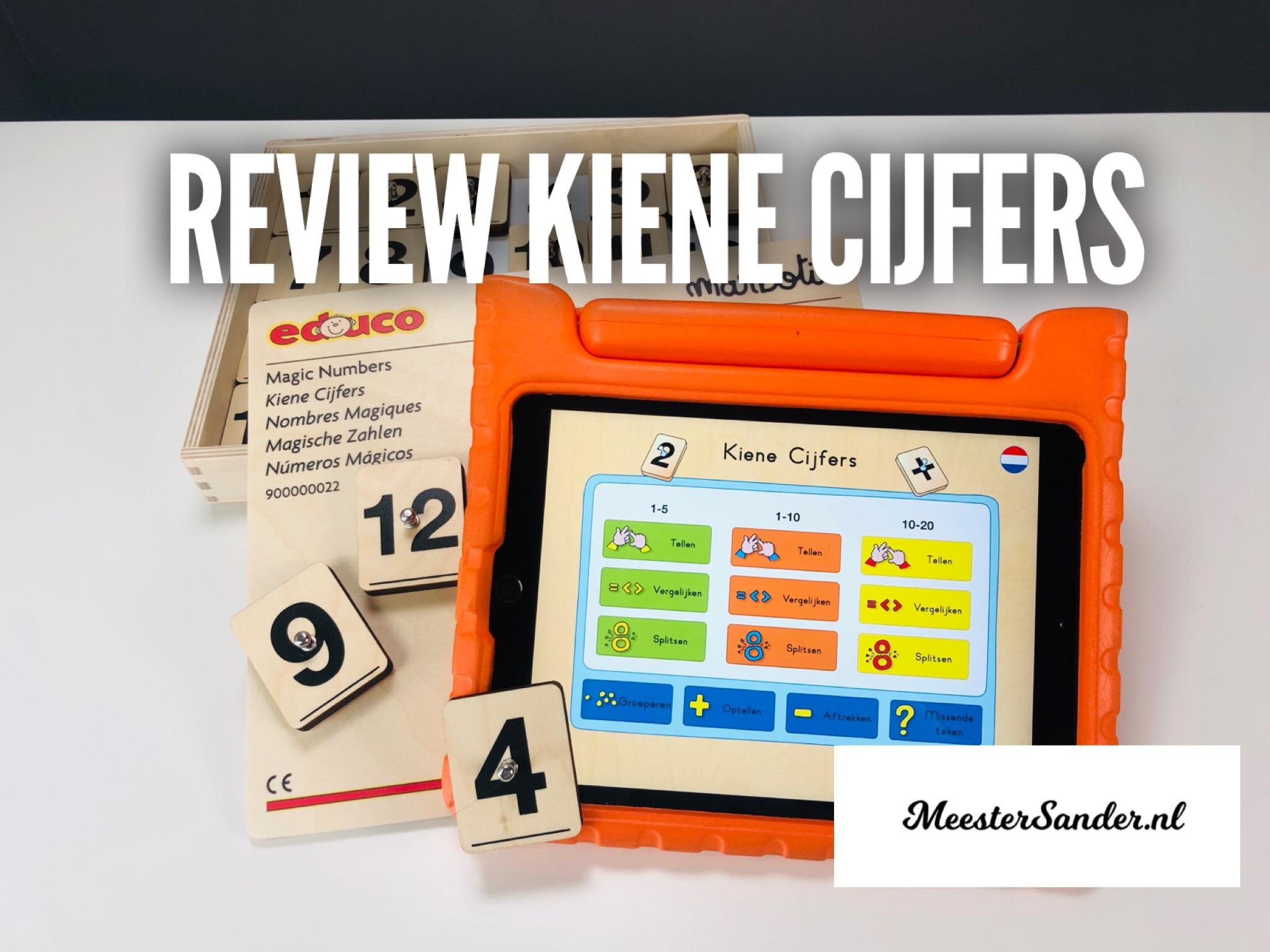 Review Kiene Cijfers